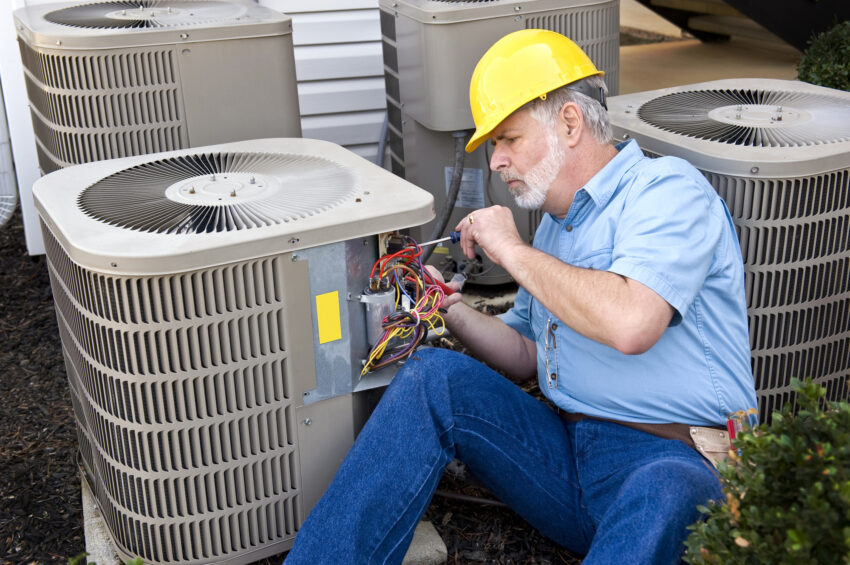 There are a couple of different HVAC problems that many homeowners have to deal with. This guide will explain how to fix these issues.